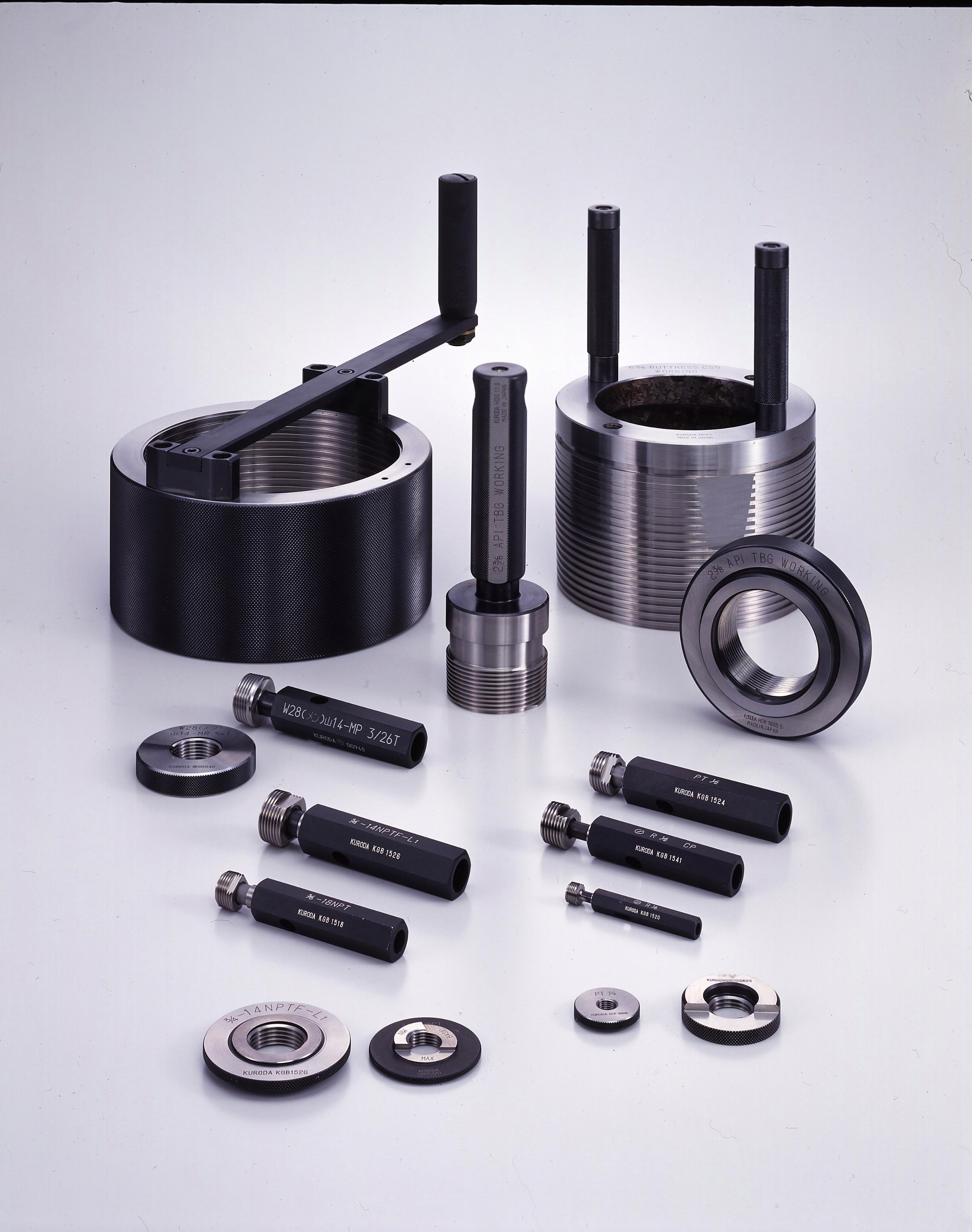 Taper Thread Gauges | Products | Kuroda Precision Industries